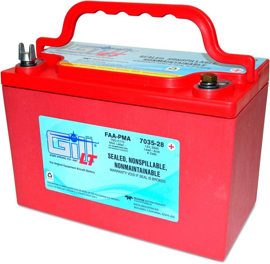 Gill Battery 7035-28