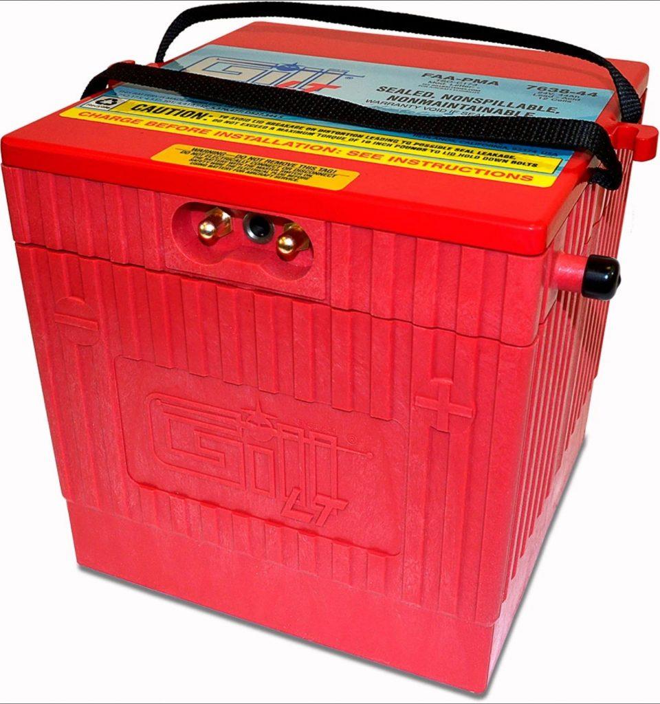 Gill Battery 7638-44