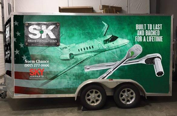Aircraft Tools Truck